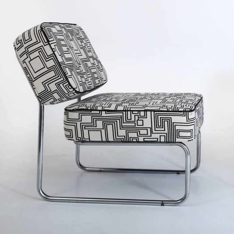 Paar Bauhaus Loungesessel 1960er Jahre Im Angebot Bei 1stdibs