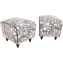 Stools, Mid-20th Century