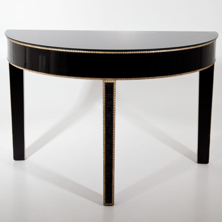 Austrian Console, Vienna Secession, Early 20th Century For Sale