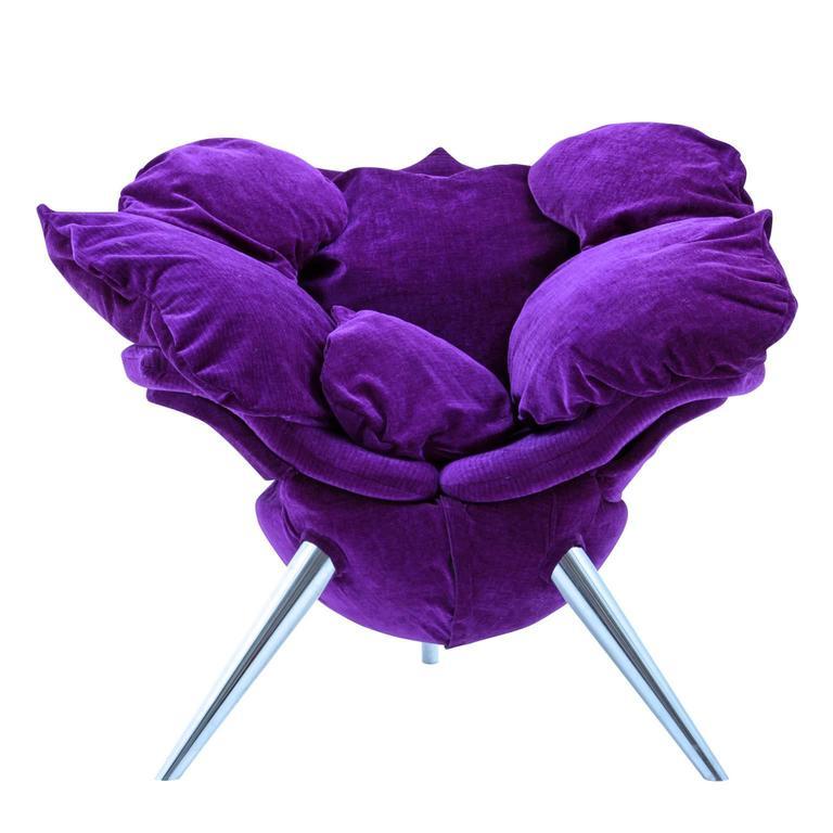 Schön Designer Chair U201cRoseu201d By Edra, Designed By Masanori Umeda, 1990s 2