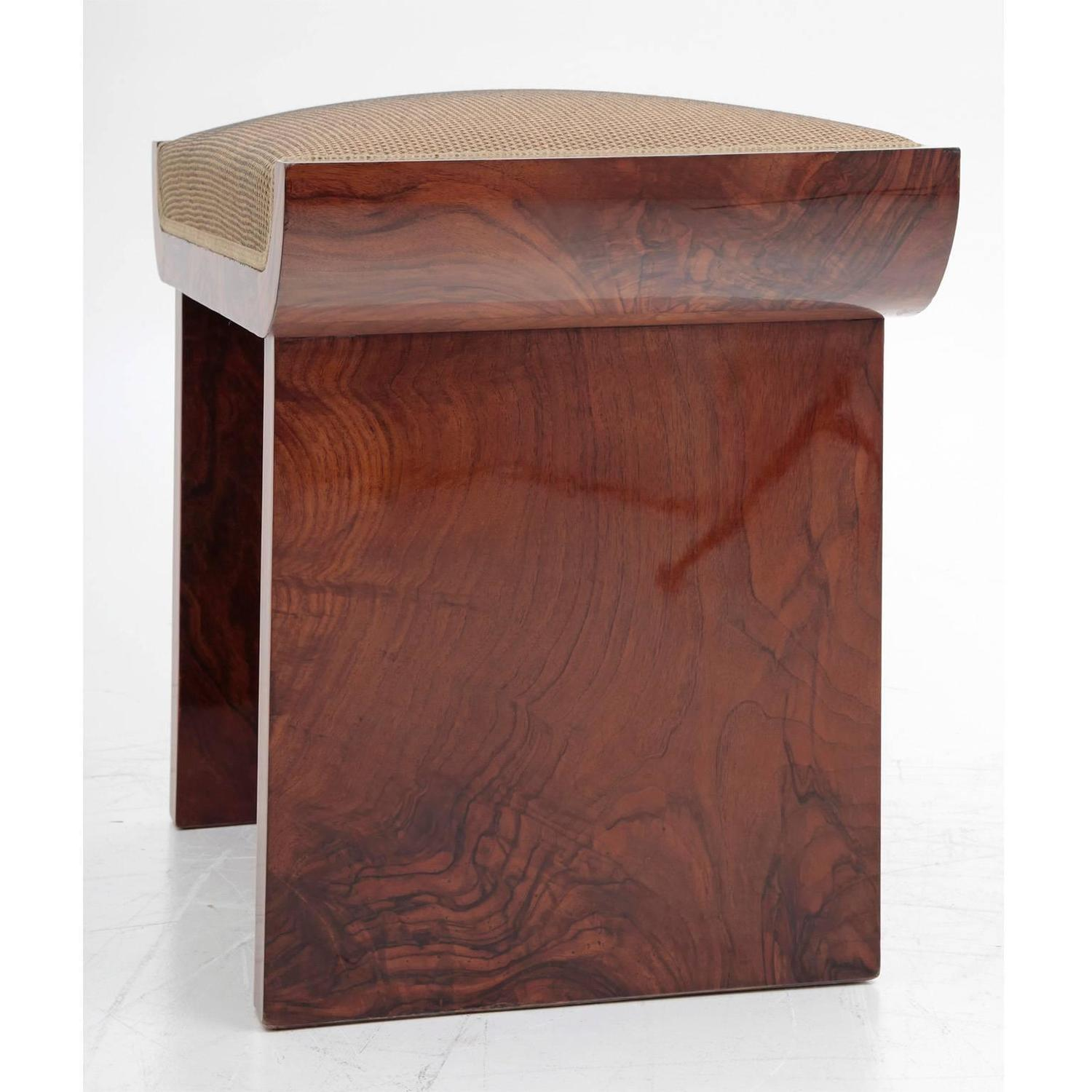 Stool art deco france circa 1920 for sale at 1stdibs for Deco francaise
