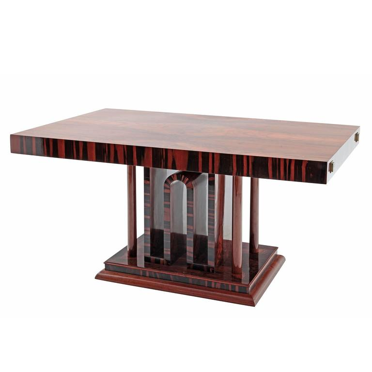 Parquetry Dining Table Images