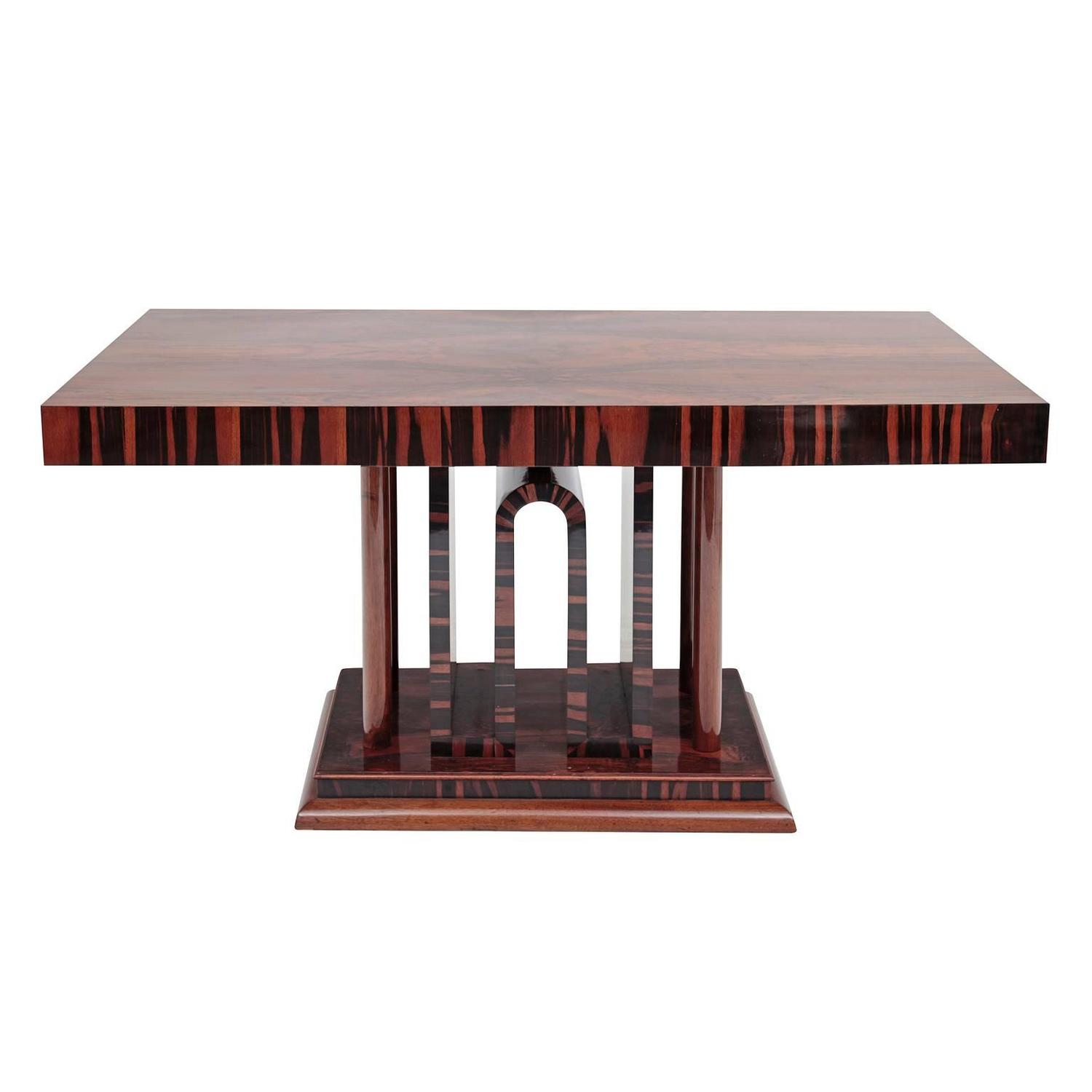 dining room table art deco france circa 1925 at 1stdibs