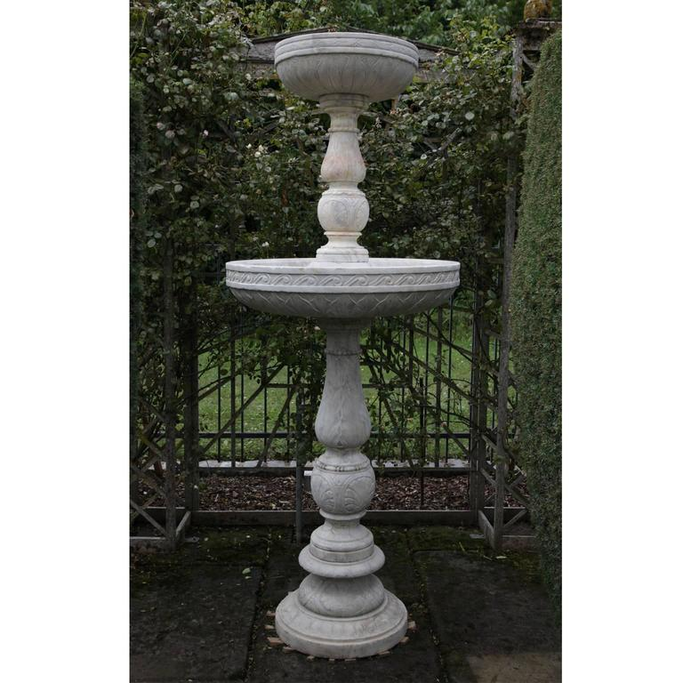 Marble Fountain, Italy, Sicilia, 19th Century 2