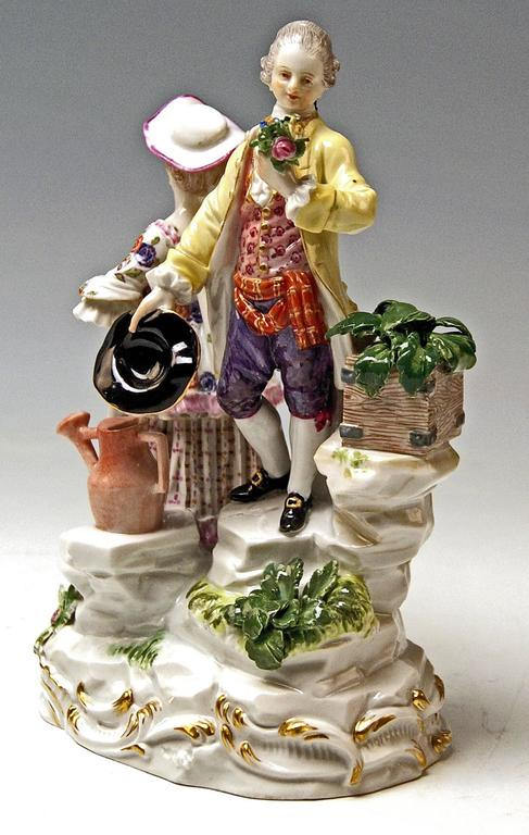 Dating dresden porcelain