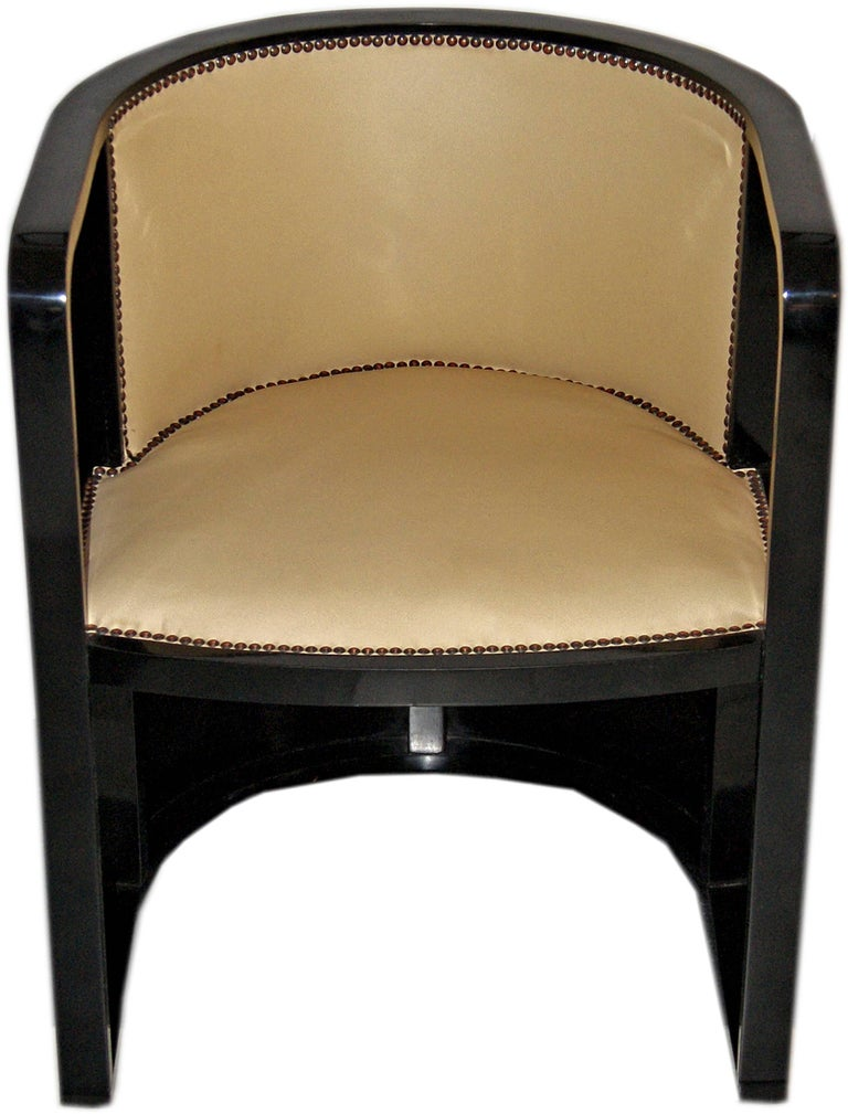 Jacob & Josef Kohn armchair(Model 421)