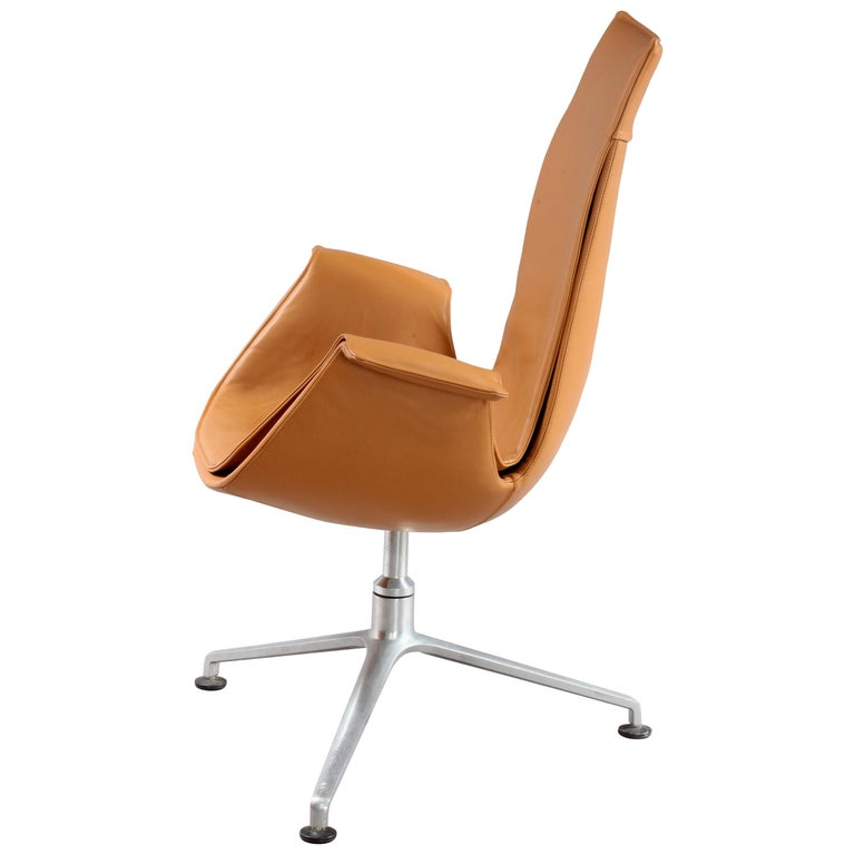 Two FK 6725 Tulip Chairs by Preben Fabricius & Jorgen Kastholm For Sale