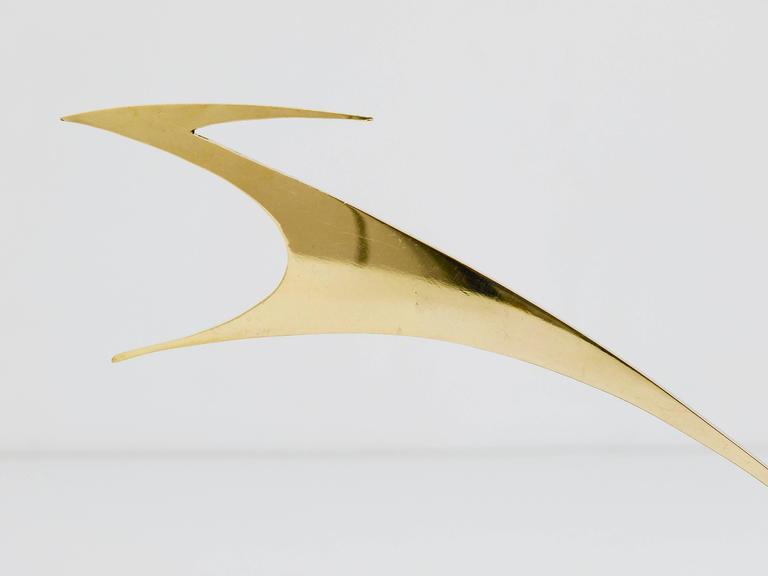Beautiful Gazelle Sculpture in the style of Franz Hagenauer, Austria, 1950s 2