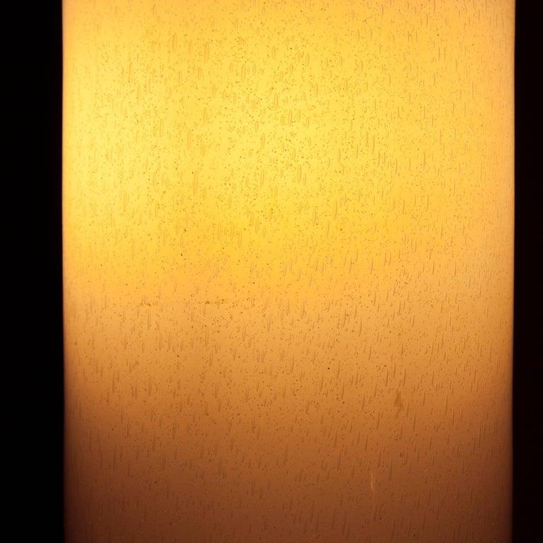 Italian Carlo Nason Murano Glass Floor Lamp for Mazzega, Italy, 1960s For Sale