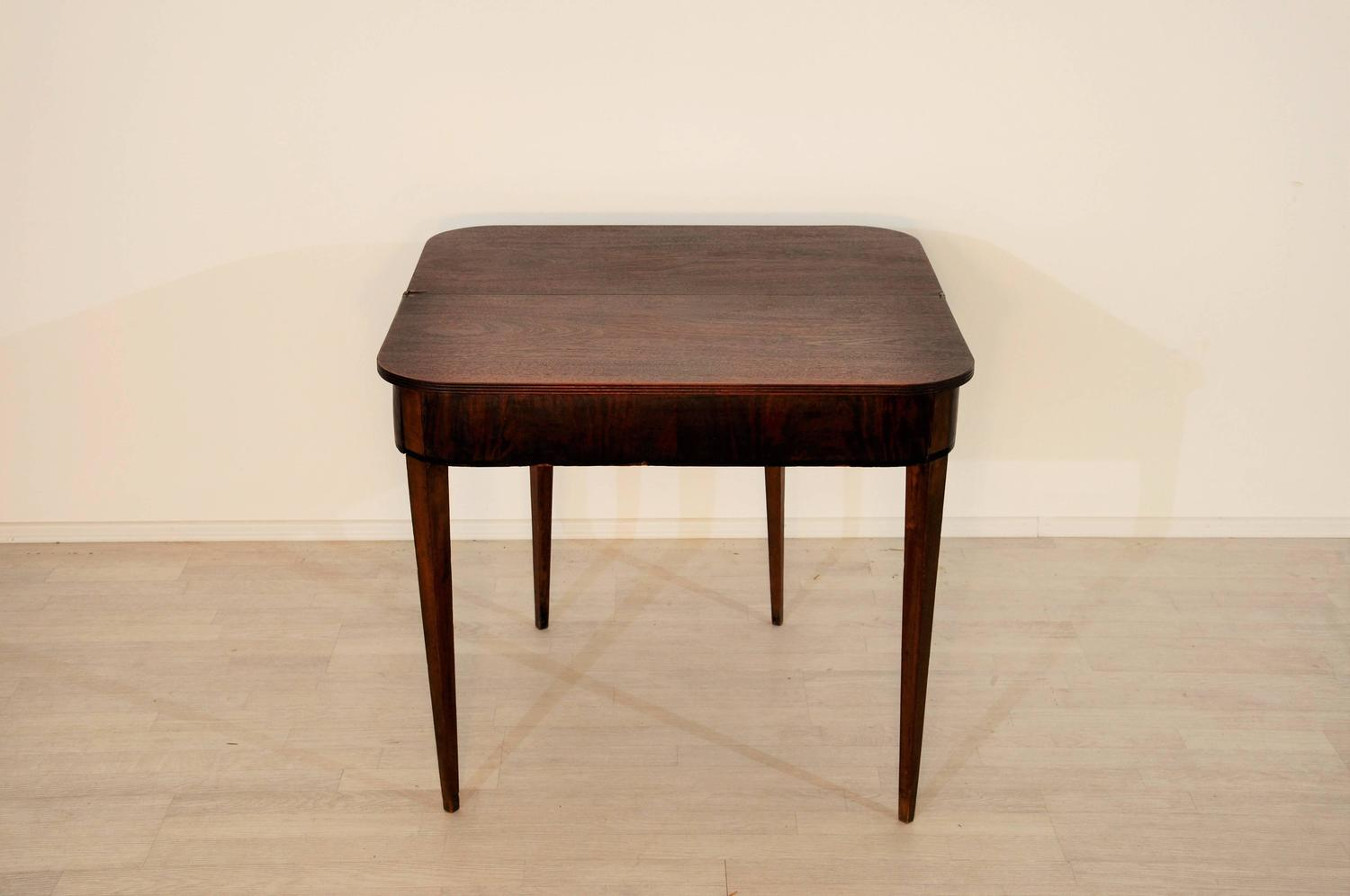 Hinged Art Deco Game Table and Console at 1stdibs : DSC0092z from www.1stdibs.com size 1500 x 996 jpeg 71kB