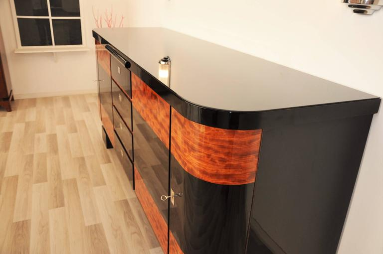 Credenza Definition In Art : Modern home credenza executive desk collections furniture spaces