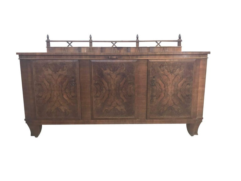 Art deco sideboard from 1930 for sale at 1stdibs for Sideboard 2 50 m