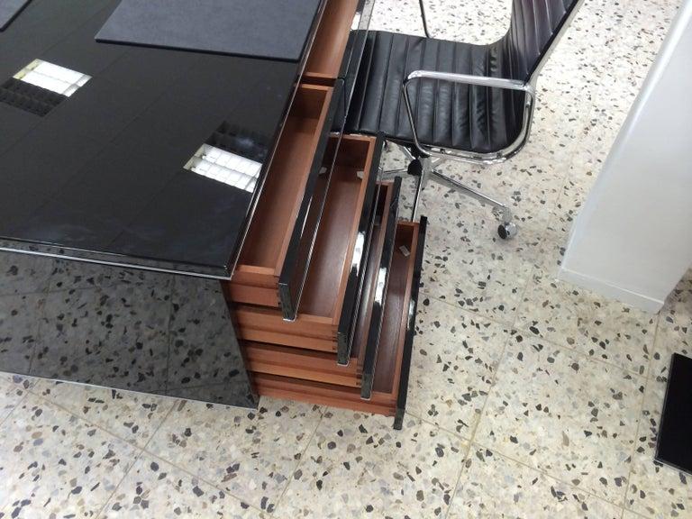 Extra Large Bauhaus Style Partner Desk 9
