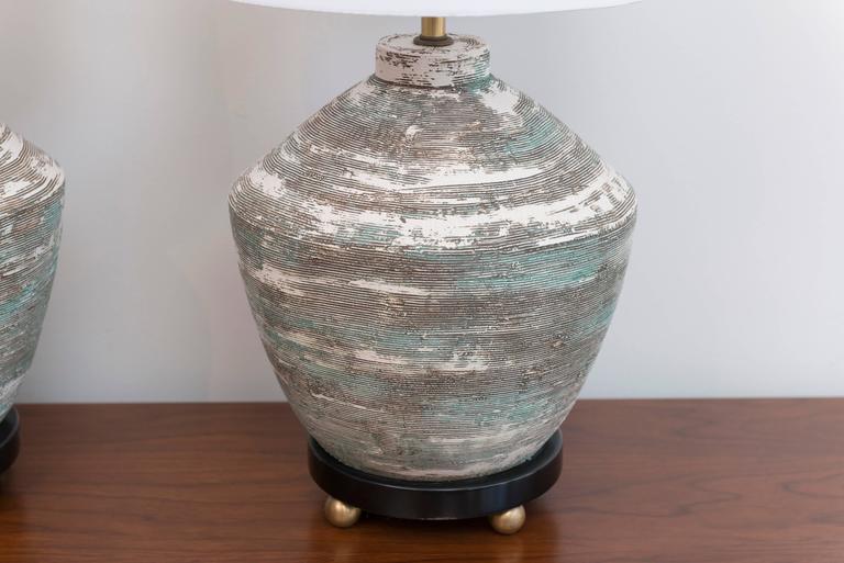 1950s Ceramic Lamps 2