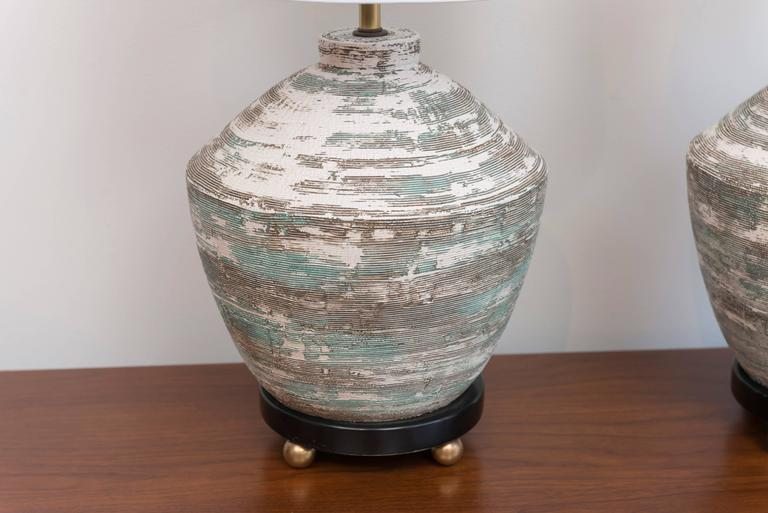 1950s Ceramic Lamps 3