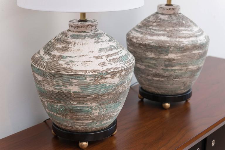 1950s Ceramic Lamps 4
