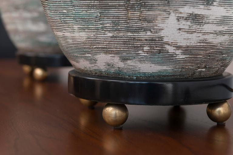 1950s Ceramic Lamps 5