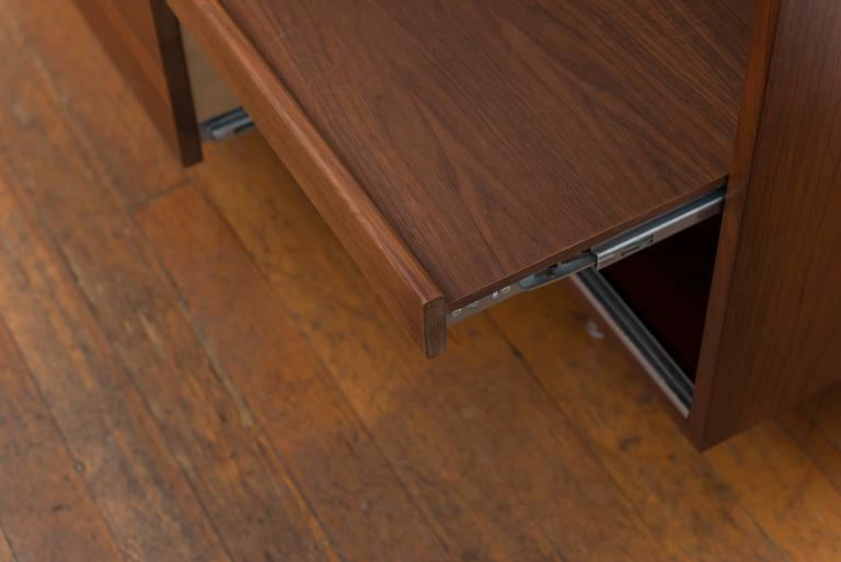 George  Nelson Walnut Credenza for Herman Miller 8