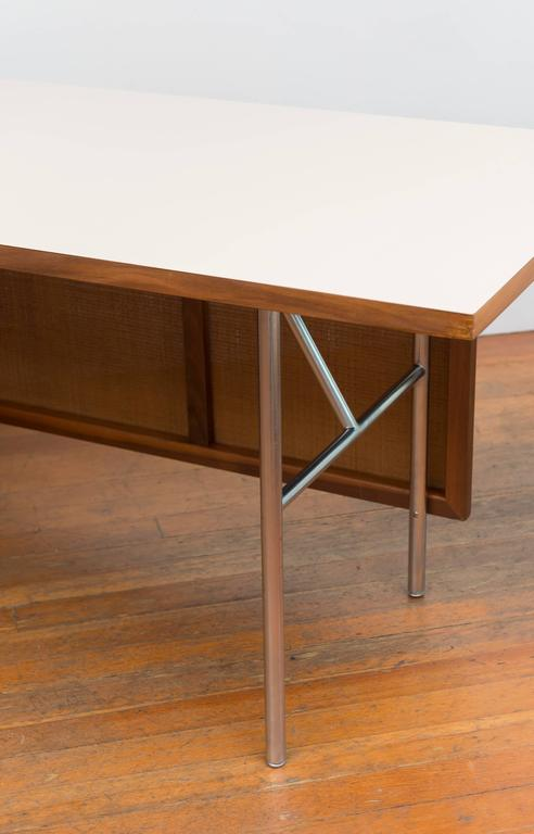 George Nelson Walnut Desk 7