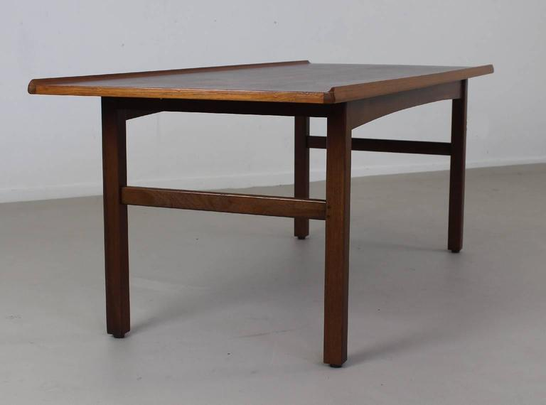 Danish Design Coffee Side Table with Beautiful Eyes For