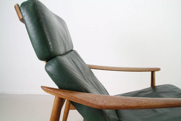 Matching Pair of Lounge Easy Chair by Arne Vodder 8