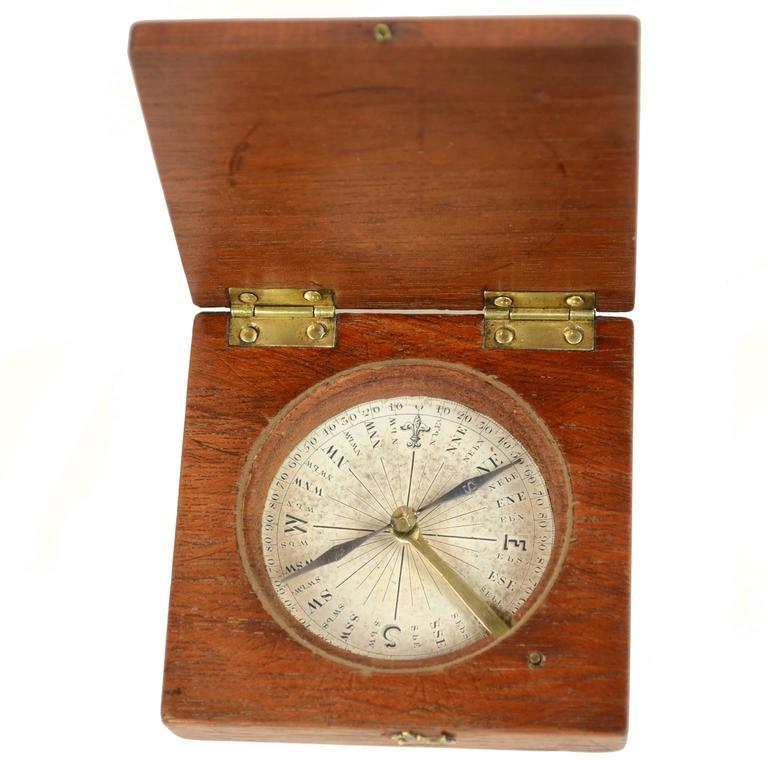Small Pocket Compass