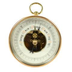Small Aneroid Barometer