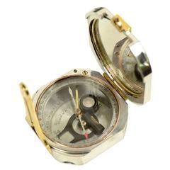 Surveying Compass Signed Keuffel & Esser Co. New York
