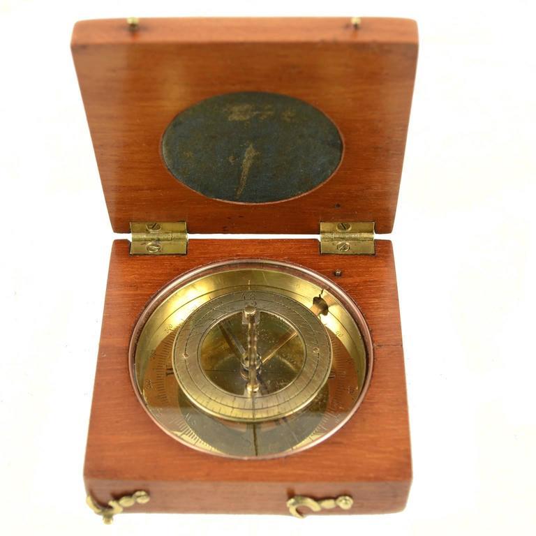 Rare Sundial, Mid-19th Century