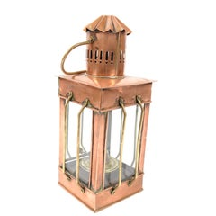 Antique Lamp, Early 1900