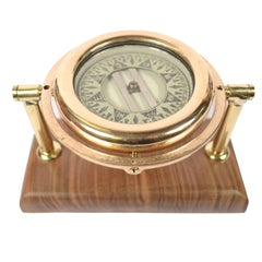 American Compass of the Early 19th Century
