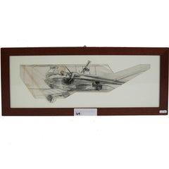Berg Av C I WWI Aircraft