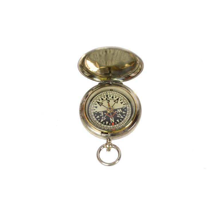 Pocket Compass for RAF Officers, 1915 For Sale