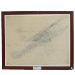 SIA 7B WWI Aircraft