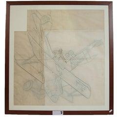 Albatros DV WWI Aircraft