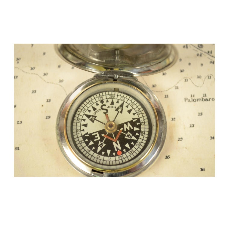 Pocket Compass for RAF Officers, 1915 For Sale 5