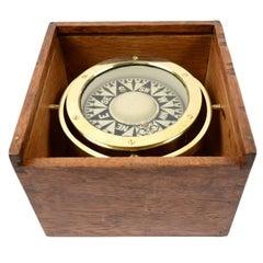 Nautical Liquid Compass Made in 1920s