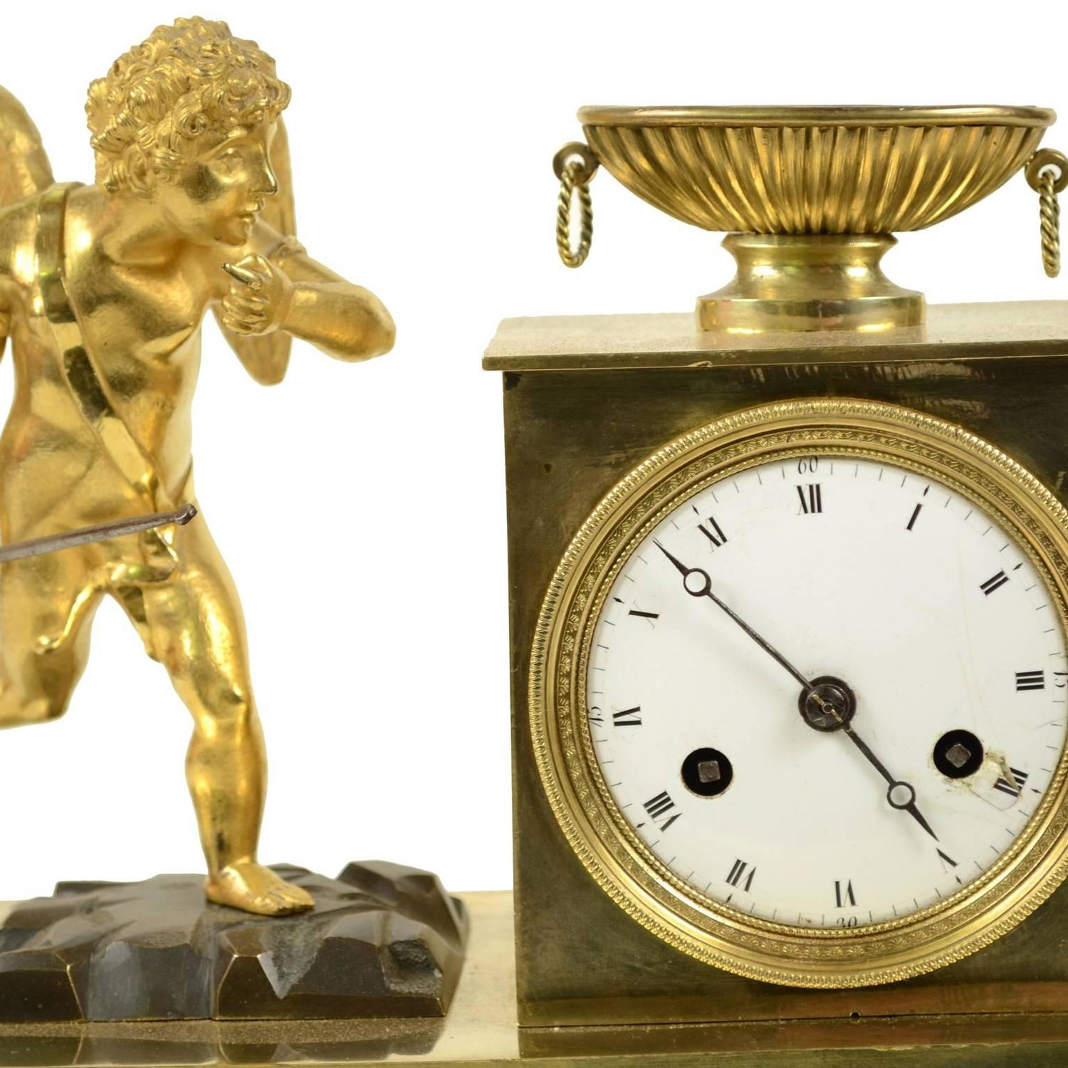 When The First Clock Was Made