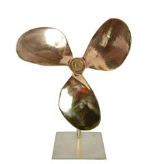 Three-Blade Propeller Made in the 1930s