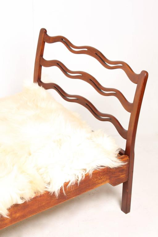 Daybed by Ole Wanscher In Excellent Condition For Sale In Lejre, DK