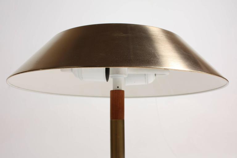Danish Table Lamp Model