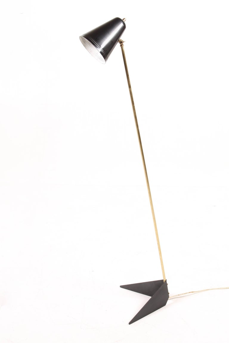 Floor Lamp by Holm Sørensen 2