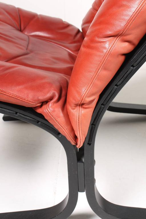 Mid-20th Century Group of Four Lounge Chairs by Ingmar Relling