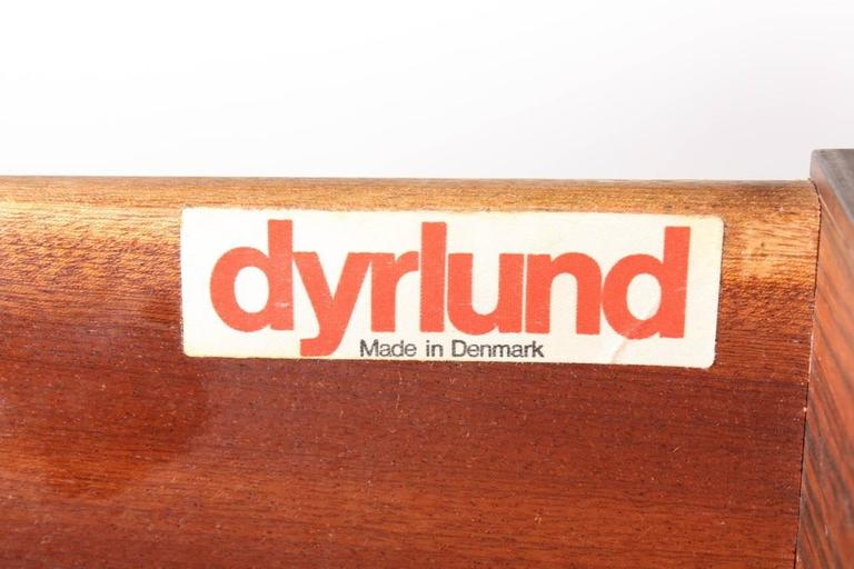 Danish Rosewood Dry Bar, 1960s In Excellent Condition For Sale In Lejre, DK