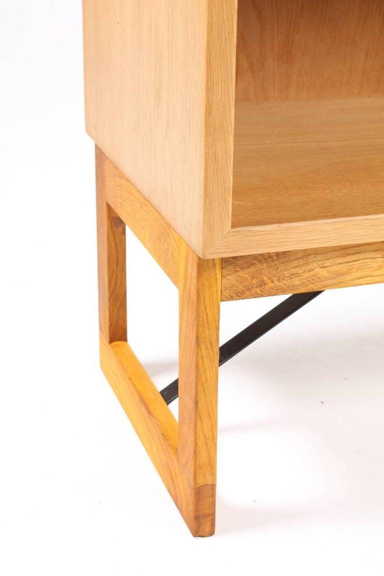 Oak Bookcase by Børge Mogensen 5