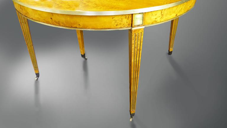 19th Century Large French Circular Extendable Dining Table  : MESACOMEDORFRANCESA4XT3apAl from www.1stdibs.com size 768 x 432 jpeg 22kB