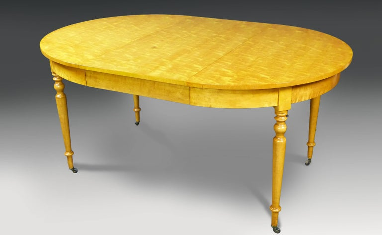 19th Century Round Extendable Table Biedermeier Revival  : MESACOMEDORBIEDERMEIERREDONDAEXTABEDUL2apAmaster from www.1stdibs.com size 768 x 472 jpeg 32kB