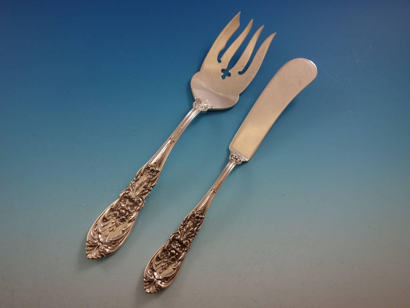 "Richelieu by International Sterling Silver Salad Fork 6 1//2/"""