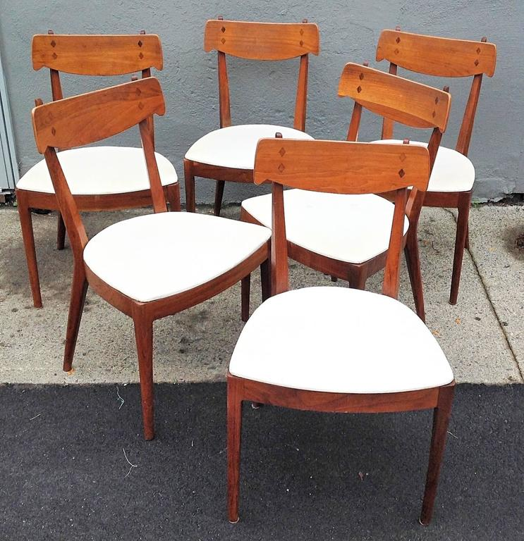 macdougall for drexel set of eight dining chairs for sale at 1stdibs