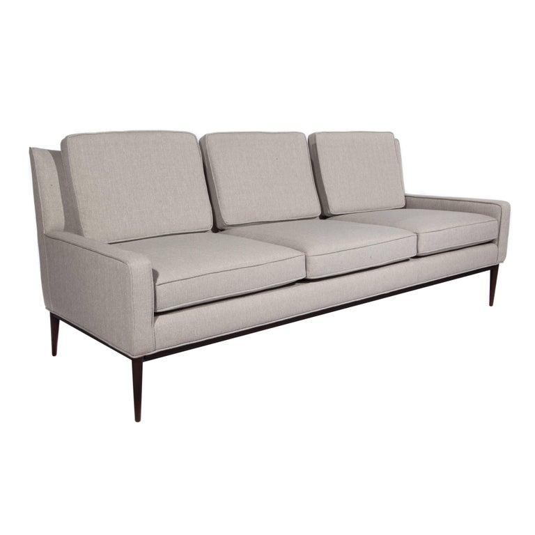 Terrific Three Seat Sofa By Paul Mccobb For Directional Circa 1950S Machost Co Dining Chair Design Ideas Machostcouk